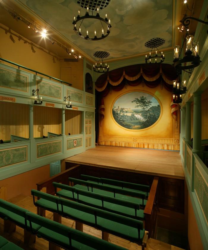 The Georgian Theatre, Richmond